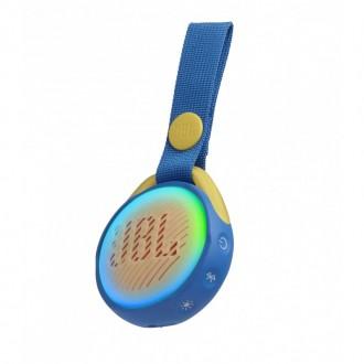 Преносима Bluetooth тонколона JBL Pop синя