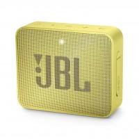 Преносима Wireless колонка JBL Go 2 жълта