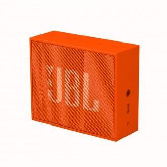 Преносима Wireless колонка JBL Go оранжева