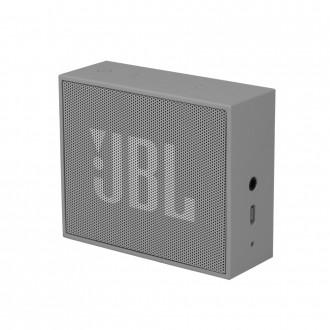 Преносима Wireless колонка JBL Go сива
