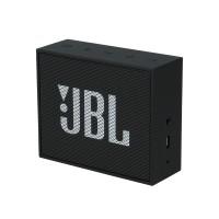 Преносима Wireless колонка JBL Go черен
