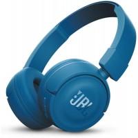 Безжични Bluetooth слушалки JBL T450BT сини