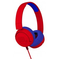 Преносими слушалки JBL JR300 червени