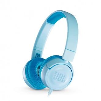 Преносими слушалки JBL JR300 сини