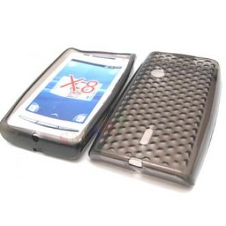Силиконов калъф за Sony Ericsson Xperia X8