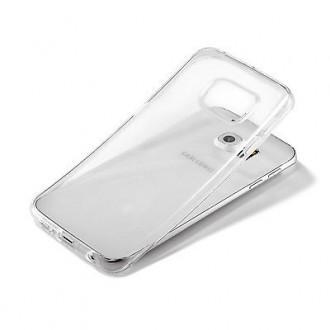 Силиконов калъф за Samsung Galaxy S6 Edge 0.3mm прозрачен