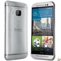 Силиконов калъф за HTC One M9 прозрачен