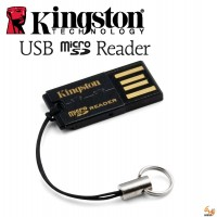 Kingston microSDHC Reader USB 2.0