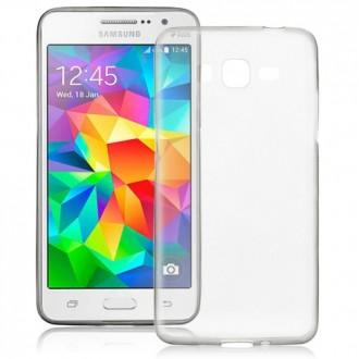 Силиконов калъф за Samsung G530 Grand Prime 0.3мм прозрачен