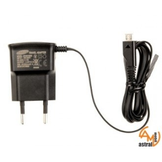 Оригинално зарядно за Samsung microUSB ETA0U10EBE