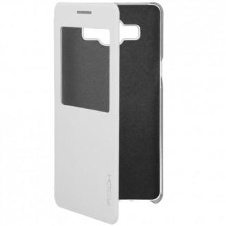 Rock Flip Case Uni Series for Galaxy A5 white
