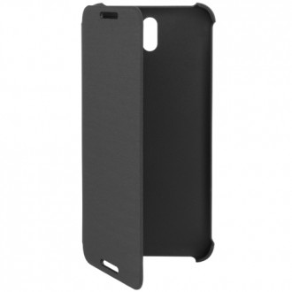 HTC Flip Case HC V960 for HTC Desire 610 grey