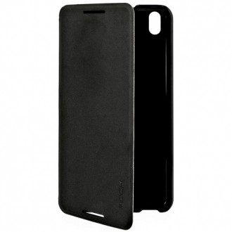Rock Flip Case Excel for HTC Desire 816 blackies for HTC Desire