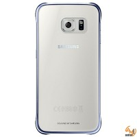 Samsung Clear Cover EF-QG920BB за Galaxy S6 черен