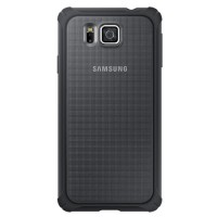 Samsung Cover+ EF-PG850BS for Galaxy Alpha black