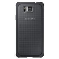 Samsung Cover+ EF-PG850BS for Galaxy Alpha black
