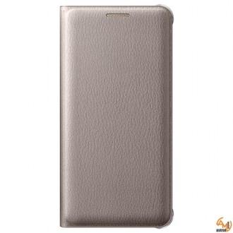 Samsung Flip Cover EF-WA510PF за Galaxy A5 (2016) gold