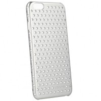 USAMS Faceplate Twinkle Series for Apple iPhone 6 silver