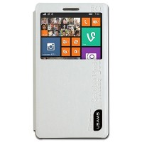 USAMS Flip-Case Merry Series Preview for Nokia Lumia 930 white