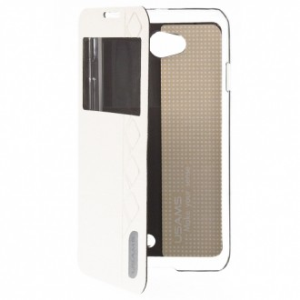 USAMS Flip-Case Starry Sky Series Preview for LG L70 white