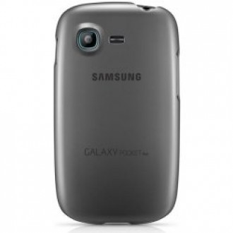 Samsung Cover EF-PS531BS for Galaxy Pocket Neo silver