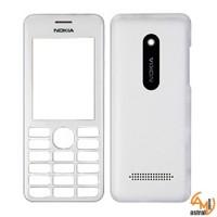 Nokia Asha 206 Dual оригинален панел бял