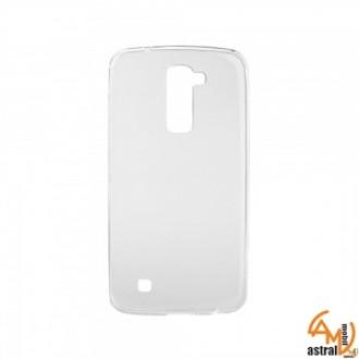 Силиконов калъф за LG K10 0.3mm прозрачен