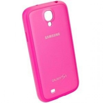 Samsung Cover+ EF-PI950BP for Galaxy S4 розов