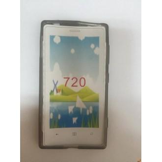 Силиконов калъф за Nokia Lumia 720 3D