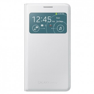 Samsung Cover S-View EF-CG710BW for Galaxy Grand 2 white