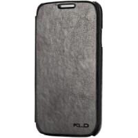 Страничен тефтер ENLAND за Samsung Galaxy S5/S5 Neo черен