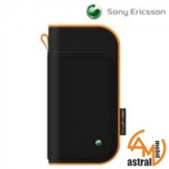 Калъф SonyEricsson IPC-40 magnetic orange