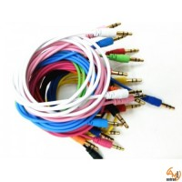 Аудио кабел DeTech M 3.5mm.1m