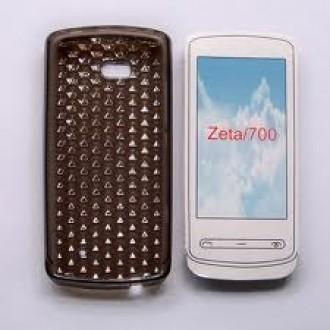 Силиконов калъф за Nokia 700 3D тъмен