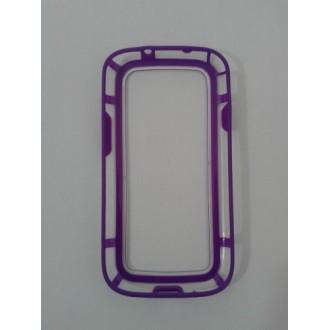 Силиконов bumber Samsung Galaxy S3  лилав