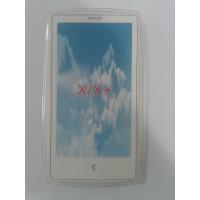Силиконов калъф за Nokia X прозрачен
