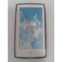 Силиконов калъф за Nokia X черен