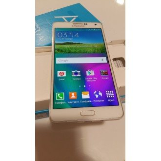Samsung A700F Galaxy A7 бял-втора употреба