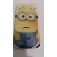 Силиконов калъф Samsung Galaxy S4 minions 5