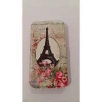 Страничен калъф тефтер за Samsung Galaxy J1 (2016) Париж