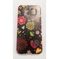 Силиконов калъф за Samsung Galaxy S6 G920 Art 2
