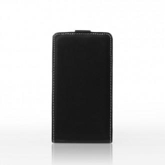 Калъф тип тефтер iPhone 5/5S черен