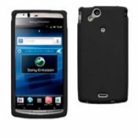 Калъф за Sony Ericsson Xperia Arc силиконов черен