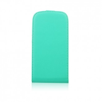 Калъф тип тефтер iPhone 5/5S зелен