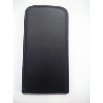 Калъф тип тефтер  за Samsung i9500 Galaxy S4 черен