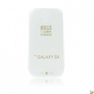Силиконов калъф за Samsung Galaxy S4 0.3mm прозрачен