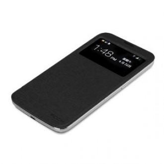Rock Flip Case Magic Preview for Galaxy Mega 6.3 черен