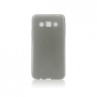 Силиконов калъф за Samsung Galaxy J1 0.3мм прозрачен мат