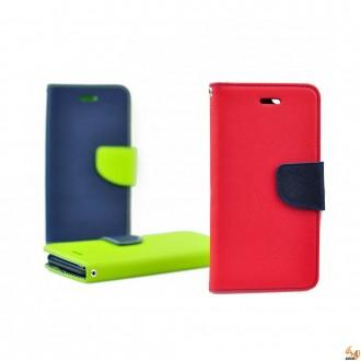 Страничен калъф тефтер за LG G4 compact
