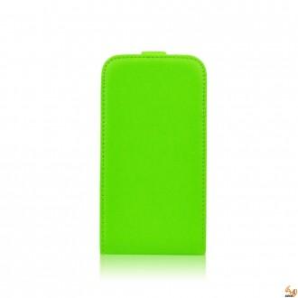 Калъф тип тефтер за Samsung G530 Grand Prime зелен